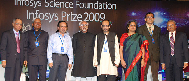 Infosys Prize - Past - 2009